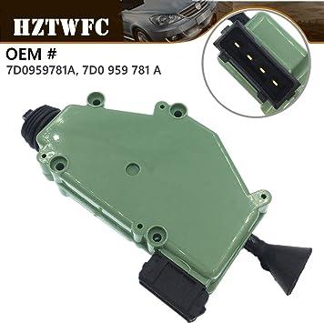 Chiusura centralizzata Hztwfc serratura attuatore motore 7D0959781 A 7D0 959 781 a