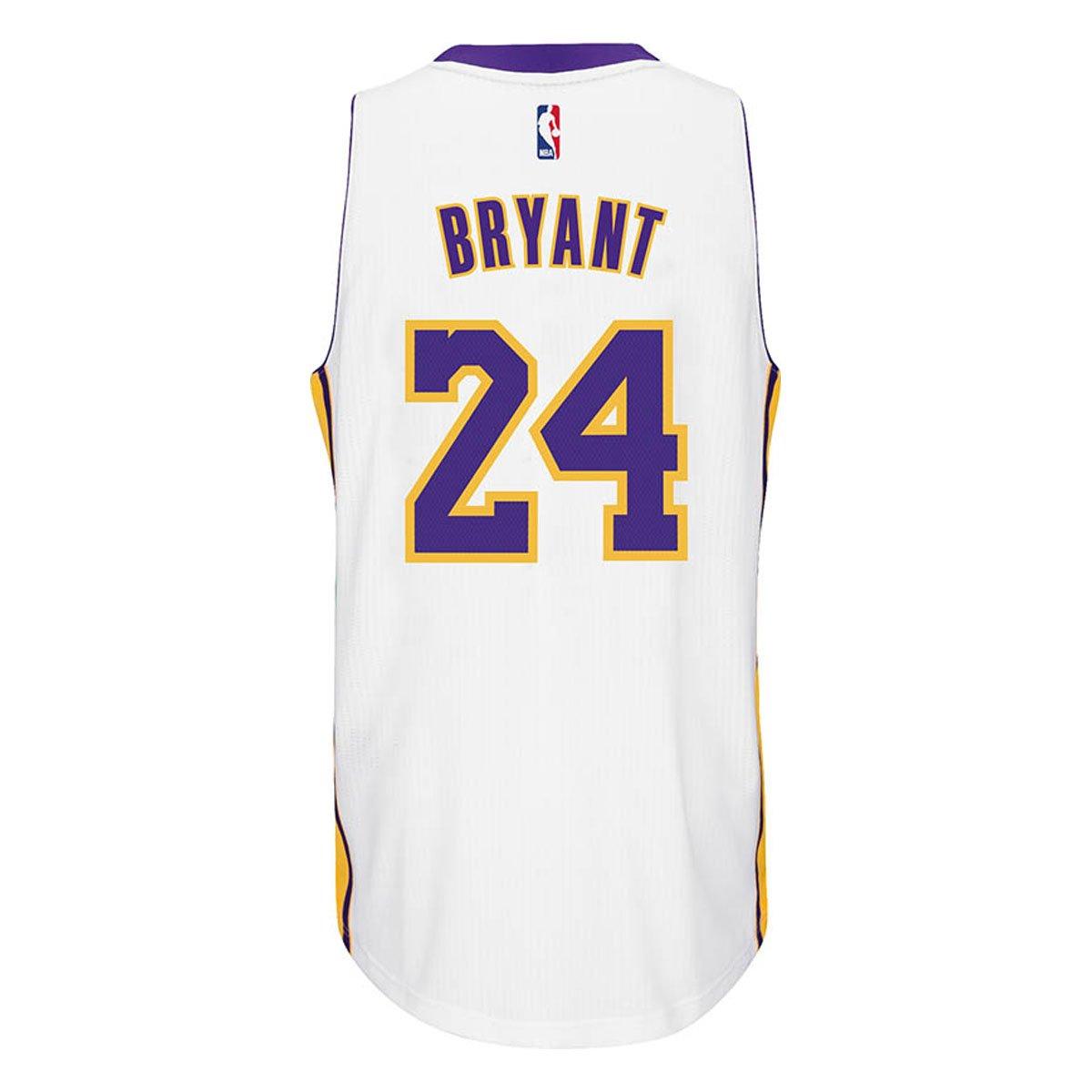 adidas - Camiseta de NBA Los Angeles Lakers Kobe Color ...