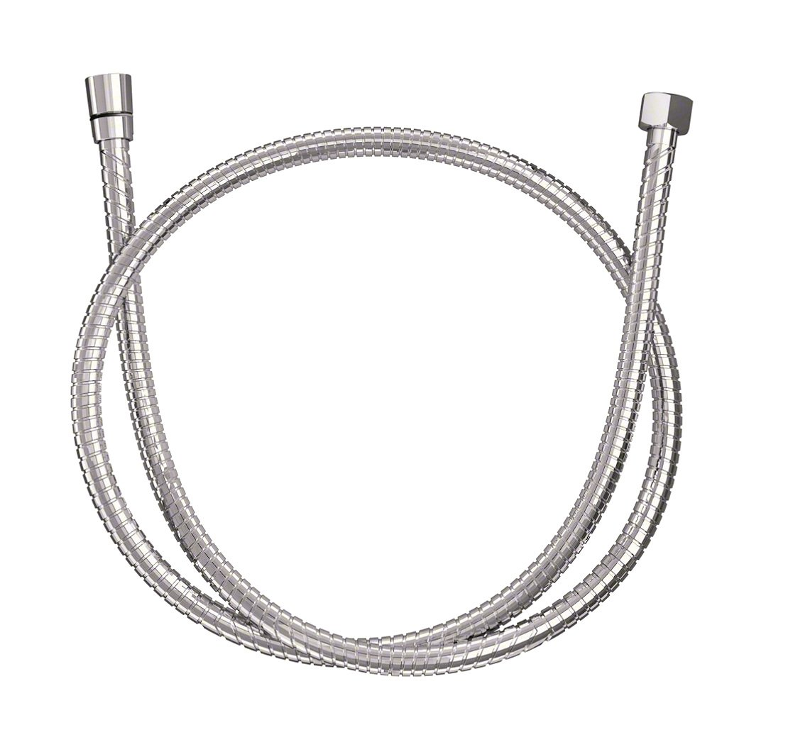 Danze DA664209N Stainless Steel Braided Pre-Rinse Hose for Kitchen Faucet 25 Chrome