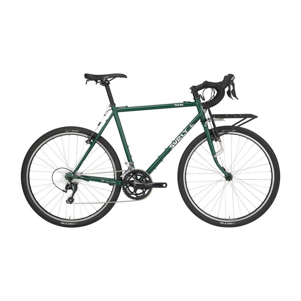 Surly Pack Rat Commuting Bike 10sp 650b Wheel 46cm Frame Green Surly - Bikes/Frames