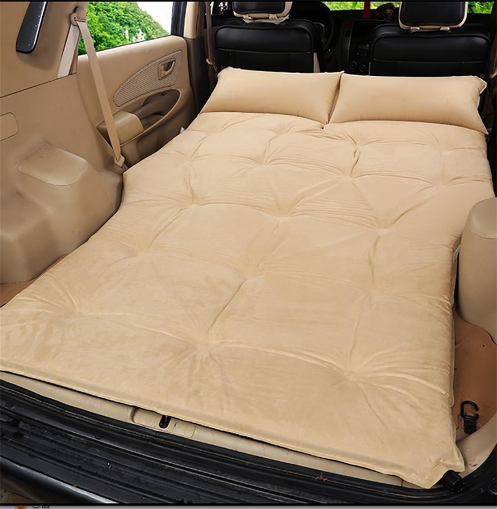 POTA RUIRUI Auto Outdoor-Reisen Bett Luftmatratze Matratze hinten SUV-Auto