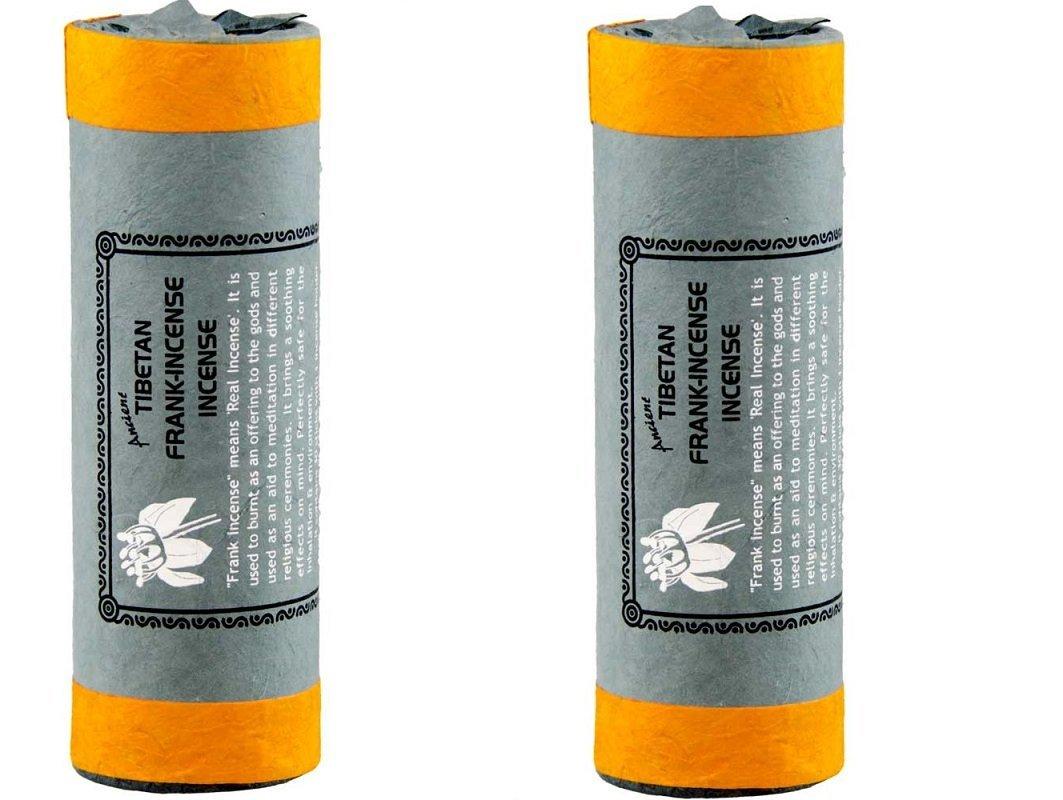 チベットFrank Incense グレー B06X3QKQ3K  2