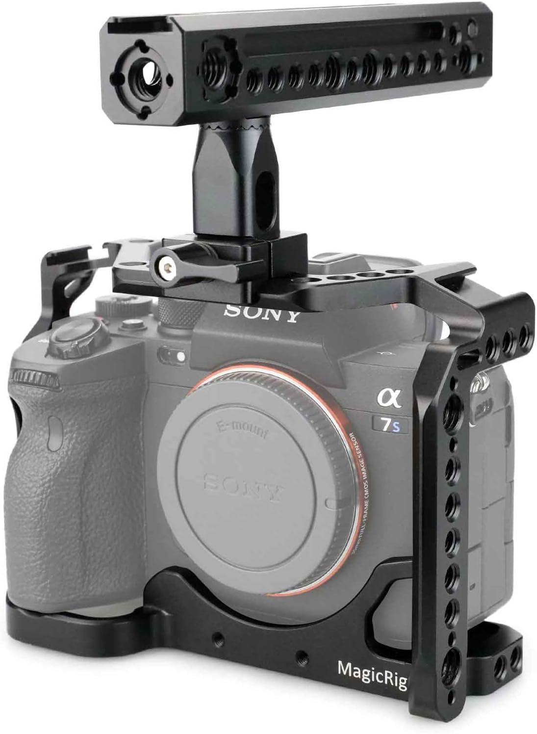 Caja De Camara Para Sony Alpha 7SIII / A7SIII / A7S3