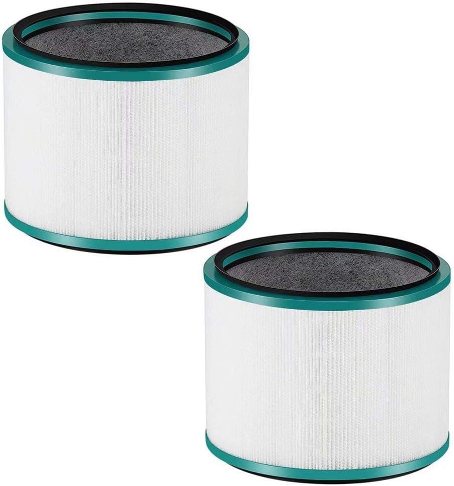 FBSHOP(TM) Pack de 2 filtros de repuesto para Dyson Pure Cool Link ...