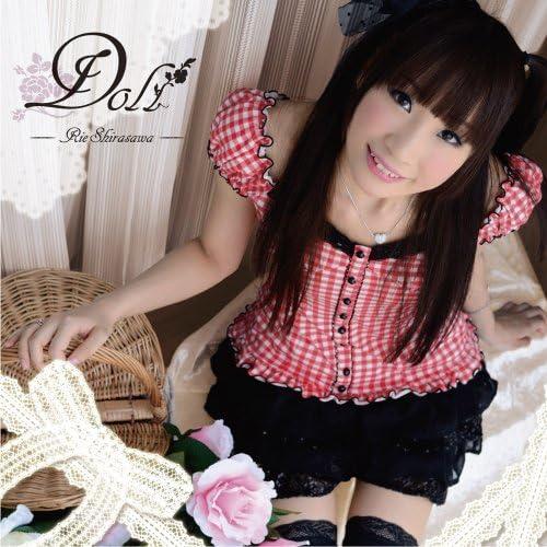 ave;new feat.白沢理恵 1st solo album 「DOLL」 / 白沢理恵