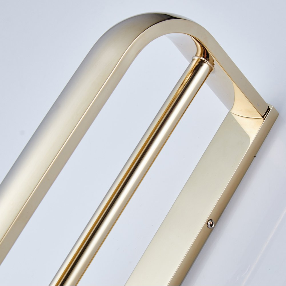 Casewind Badezimmer Accessoires Set 4 Stuck Alle Messing