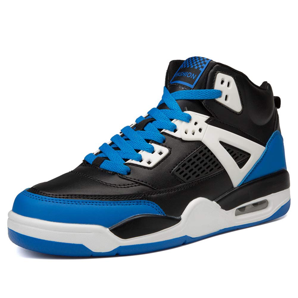 Herren Turnschuhe Hohen Hilfe Basketball-Schuhe Student Freizeitschuhe