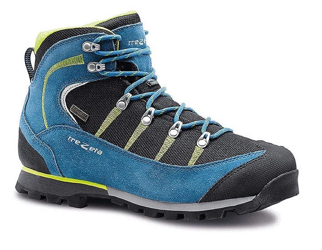 Trezeta Schuhe treekking Maori WP Blau Lime
