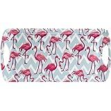 Leonardo Collection Flamingo Bay Medium Sandwich Tray