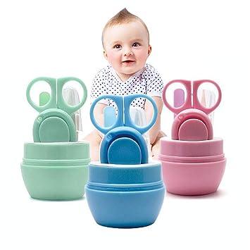 7b2756d78 Amazon.com  Top Bee Baby Nail Scissors Baby Grooming Kit Newborn ...