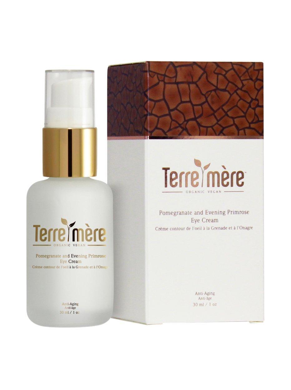 Terre Mere Cosmetics Pomegranate and Evening Primrose Eye Cream