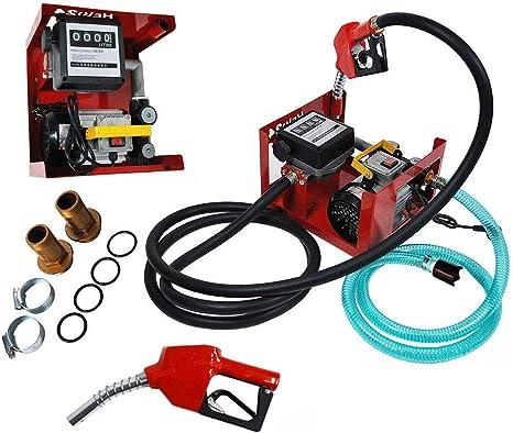 POMPA diesel pompa olio combustibile Bio Diesel Pompa Carburante elettrica pompa stazione di servizio