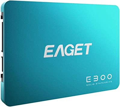 EAGET E300 - Disco Duro Interno SATA 3.0 (2,5