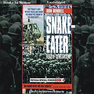 Snake-Eater Hörbuch
