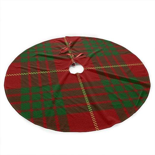 yuweishop Falda de árbol de Navidad Falda de árbol de Navidad de ...