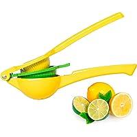 U Chef Exprimidor de limones profesional calidad Premium, Exprimidor de lima/limón y cítricos de la más alta calidad con materiales de grado alimenticio.