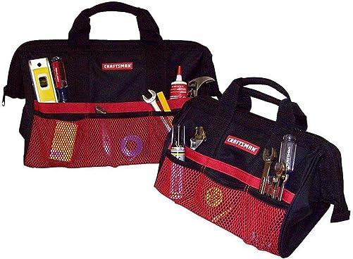 Craftsman 9-37537 Tool Bag Combo, 13 18