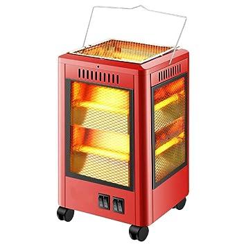 Calentador Eléctrico, Estufa de pie de Oficina, Calentador Solar de Cinco Lados Para uso