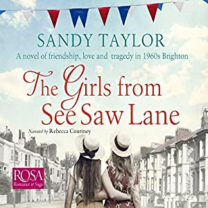 The Girls from See Saw Lane Audiobook