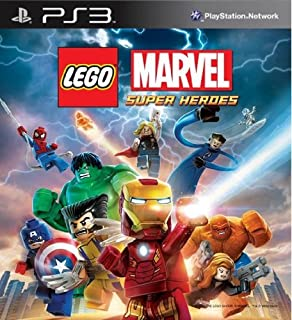 LEGO Marvel Super Heroes - PS3 [Digital Code] (B00GGUUQB6) | Amazon price tracker / tracking, Amazon price history charts, Amazon price watches, Amazon price drop alerts