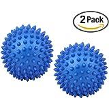 2 Pack Athletics Deep Tissue Spiky Massage Ball-3.15inch 7cm