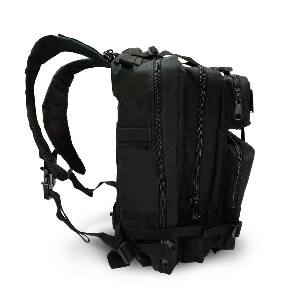 Military Tactical Backpack, Large Outdoor Rucksack for 3 Day Assault Pack Army Molle Bug Out Bag 40 L by Tacticca (Image #6)