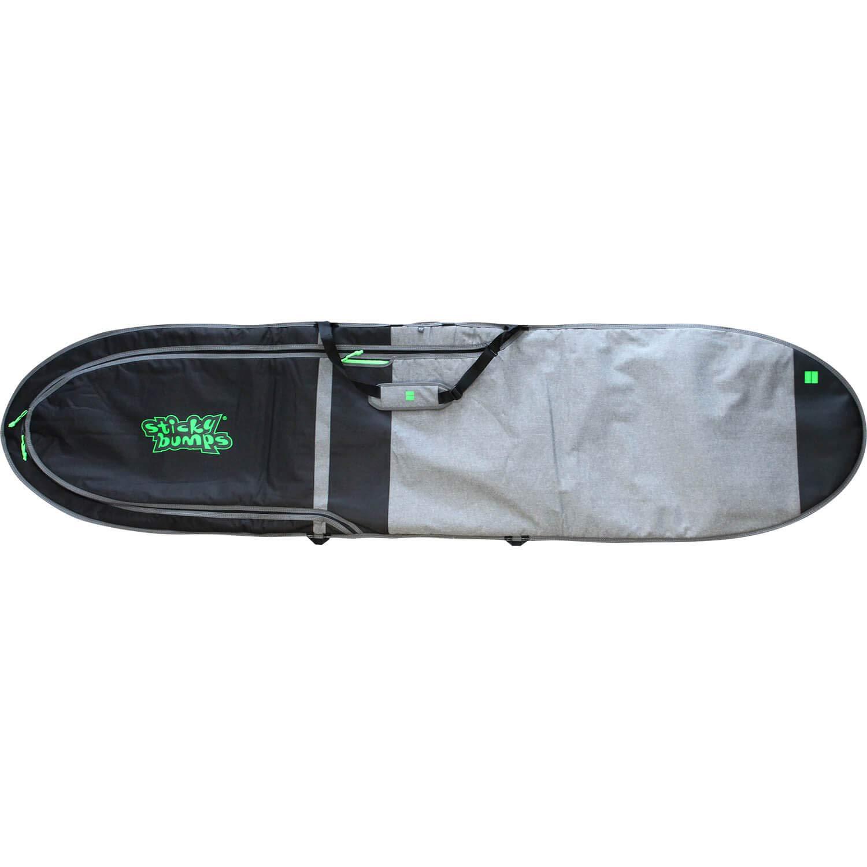 Sticky Bumps ロングショット グレー ロングボード サーフボード デイバッグ - 10フィート6インチ   B07GLRGMT9