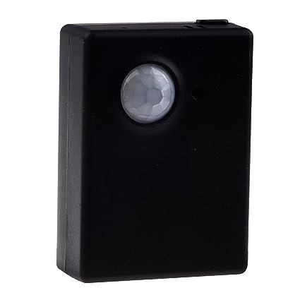 TOOGOO(R) Alerta del monitor MMS Alarma GSM Detector de movimiento Sensor Infrarrojo PIR