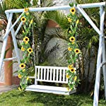 HO2NLE-4Pcs-20-Feet-Artificial-Sunflowers-Hanging-Vine-Silk-Fake-Flowers-Garlands-Home-Office-Garden-Outdoor-Wall-Greenery-Cover-Jungle-Party-Decoration