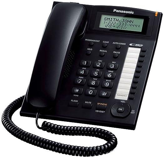 41 opinioni per Panasonic KX-TS880EXB Telefono