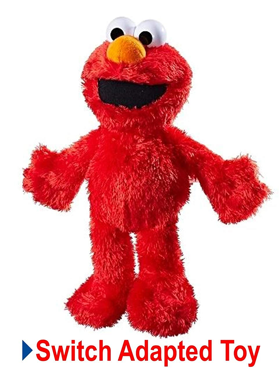 Switch Adapted Toy Tickle Me Elmo | Adaptive Toys | Special Needs Switch Toys | Switch Toys