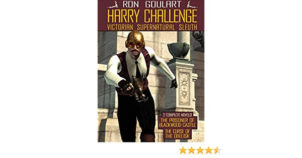 Harry Challenge Victorian Supernatural Sleuth Kindle Edition By