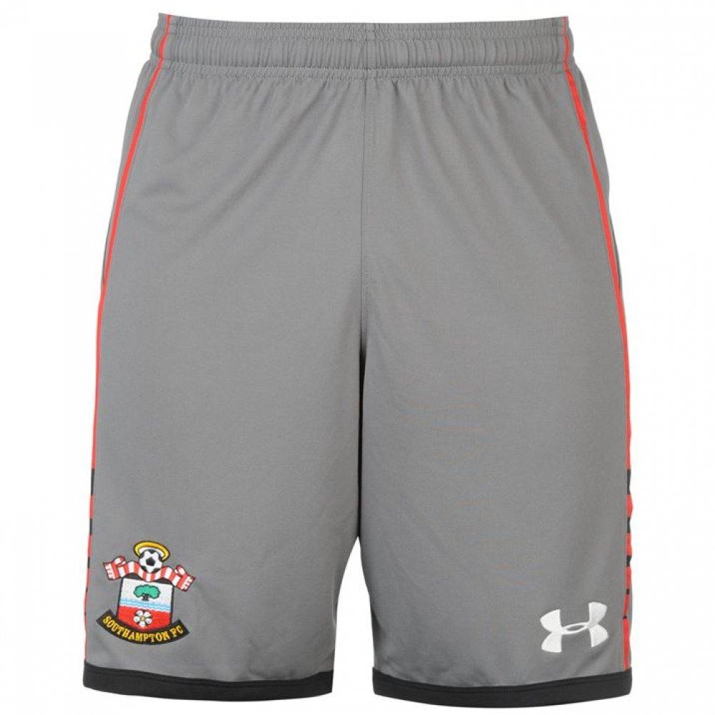 detallado recoger amplia gama Under Armour Mens Gents Football Soccer Southampton Away Shorts ...
