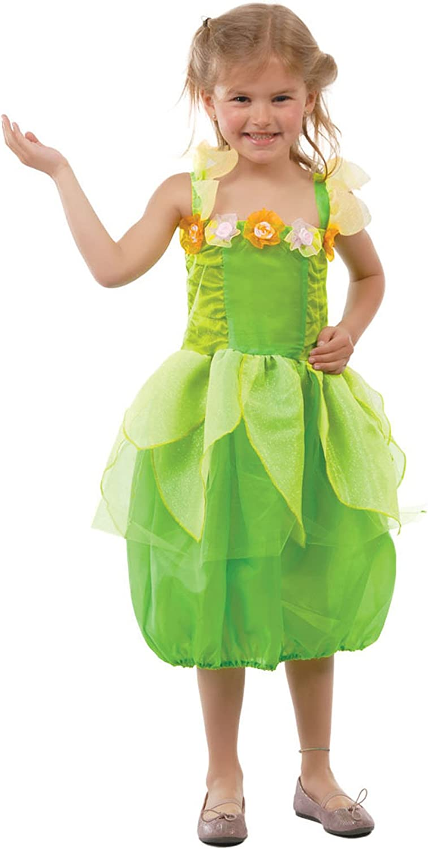 Guirca - Disfraz de hada princesa, para niños de 5-6 años, color ...