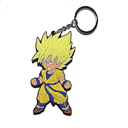 Amazon.com: Llavero de Dragon Ball Z ZeroGoo Son Goku: Shoes