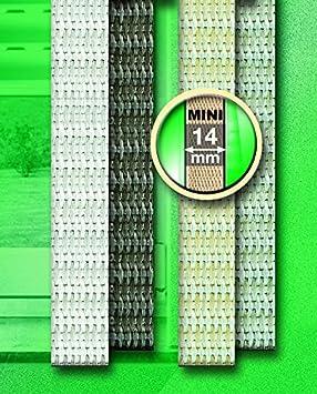 Schellenberg 41202 Rollladengurt 14 mm//12.0 m grau