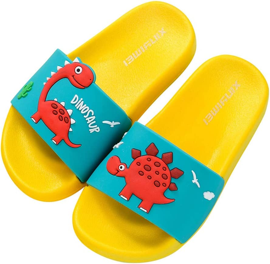 Kids Walking Shoes,Summer Toddler Baby Boys Girls Indoors Cute Cartoon Sandals Slippers Shoes