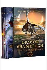 Dragon Chameleon: Episodes 1-4 (Dragon Chameleon Omnibuses Book 1) Kindle Edition