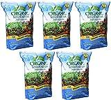 Espoma Organic BVpQk Seed Starter, 8 Quart (5 Pack)