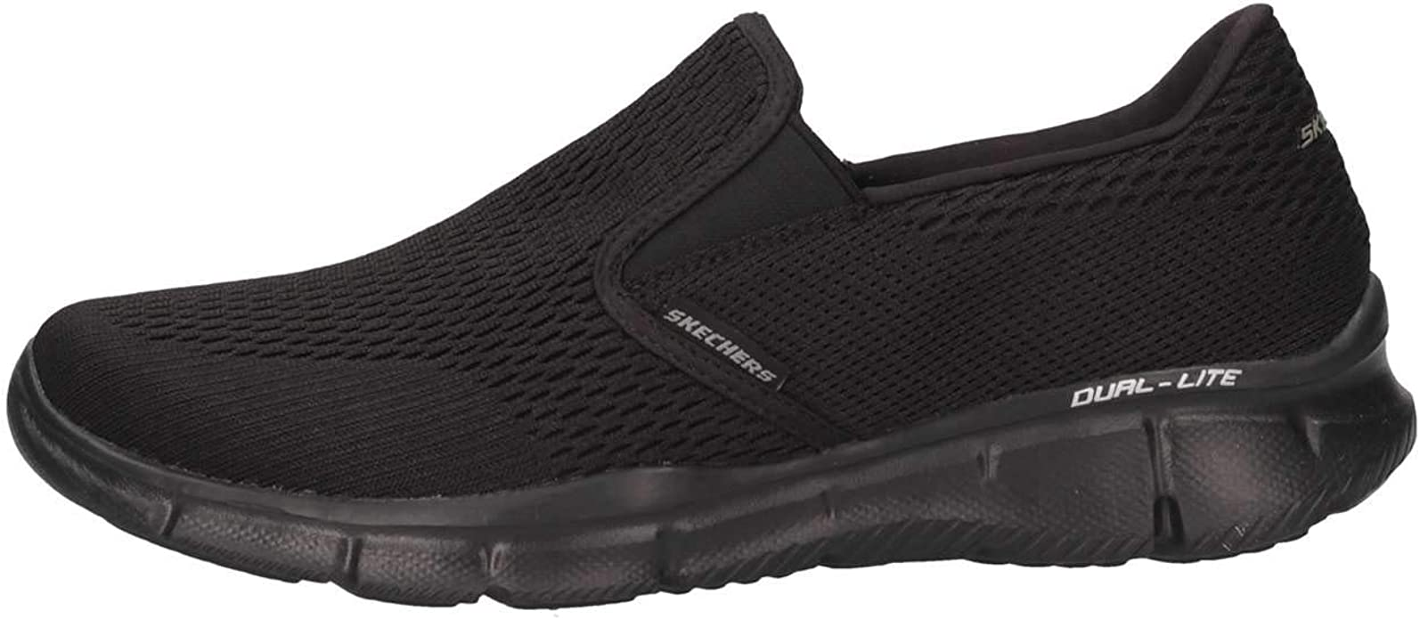 Skechers Mens Equalizer Double Play Mesh Trainers: Amazon XsztE