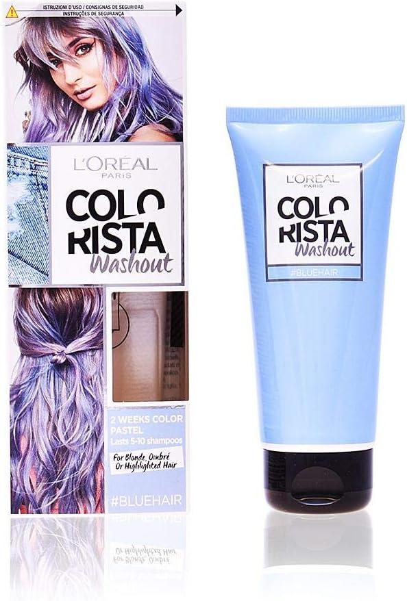 L'Oréal Paris Colorista Coloración Temporal Colorista Washout - Blue Hair