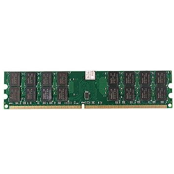 4GB Memoria RAM - SODIAL(R) Nuevo 4GB Memoria RAM DDR2 800MHZ PC2-6400 240 Pines Tarjeta madre de DIMM AMD de computadora de escritorio