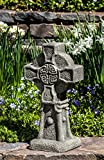 Campania International S-474-VE Celtic Cross Statue, Verde Finish Review