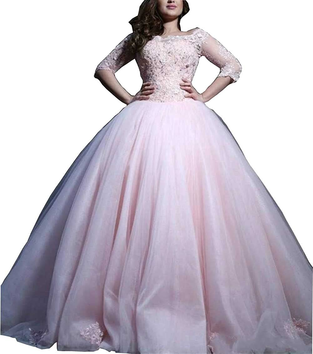 8bd92e3734 Pink Lace Plus Size Wedding Dress - Data Dynamic AG