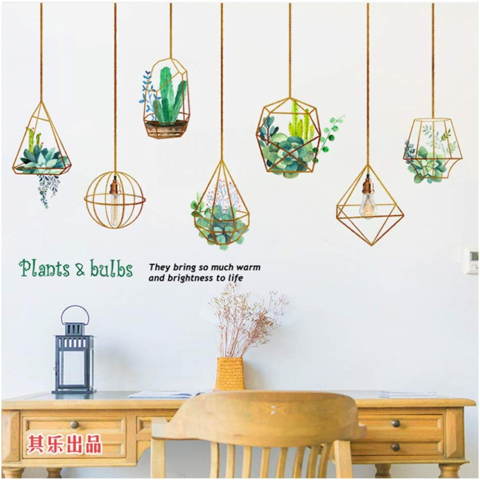 CHENXU Affiche de bricolage plante peintures pour le salon