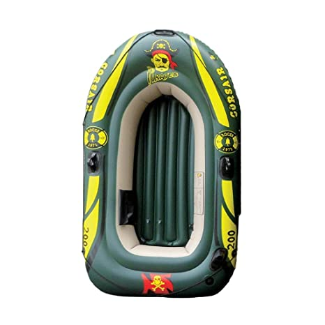 Juego de Kayak Inflable for 2-4 Personas con Bote Inflable, Remos ...