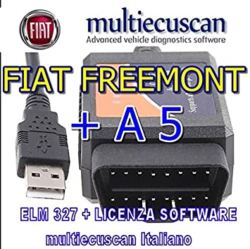 ELM327 + MultiECUScan OBD2 Service Software Licensing: Amazon co uk
