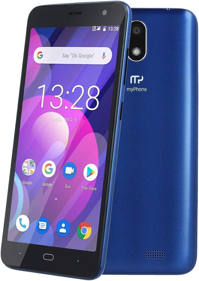 myPhone Fun 7 LTE - Smartphone Libre (5,4