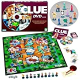 Dvd-Enhanced Board Game Of Deduction - Clue DVD Game