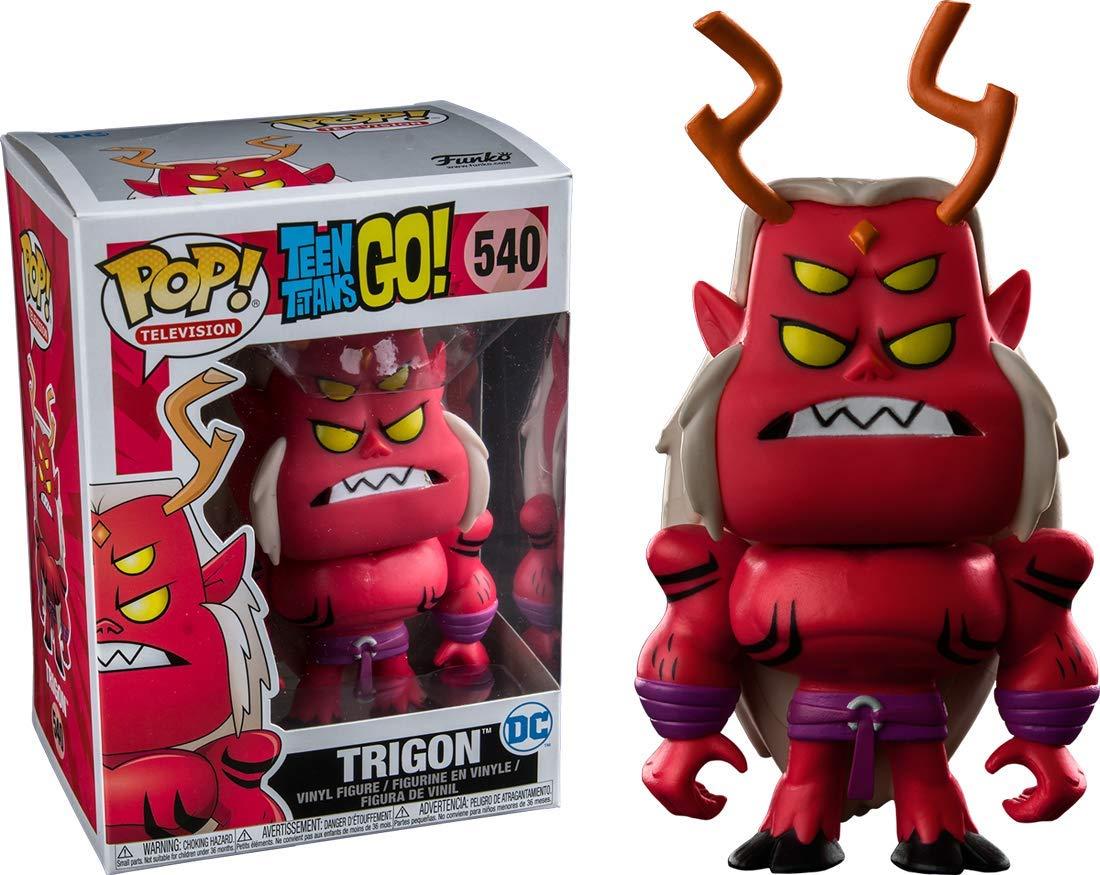 Mammoth Brand New In Box Teen Titans Go Funko POP TV